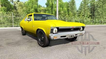 Chevrolet Nova SS 1968 v0.5b for BeamNG Drive
