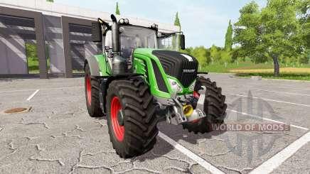Fendt 927 Vario v10.1 for Farming Simulator 2017
