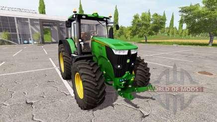 John Deere 7280R v1.3 for Farming Simulator 2017