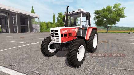 Steyr 8090A Turbo SK2 v2.2 for Farming Simulator 2017