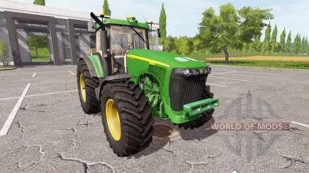 John Deere 8120 for Farming Simulator 2017