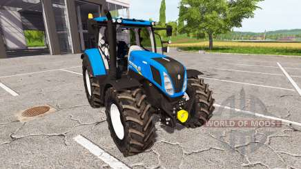 New Holland T7.240 for Farming Simulator 2017