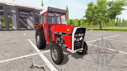 IMT 549 DeLuxe for Farming Simulator 2017