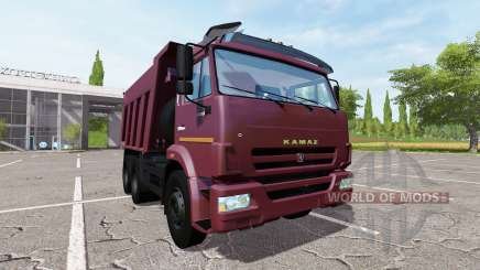 KAMAZ-65115 Euro3 for Farming Simulator 2017