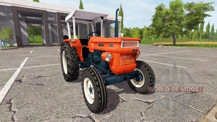 Fiat 480 v1.0.0.2 for Farming Simulator 2017