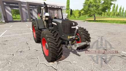 Fendt 930 Vario TMS black beauty v2.0 for Farming Simulator 2017