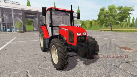 Zetor 6341 Super for Farming Simulator 2017