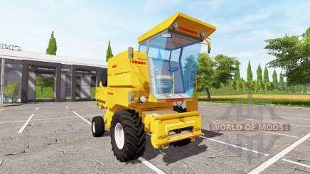 New Holland Clayson 8070 v2.0.2 for Farming Simulator 2017
