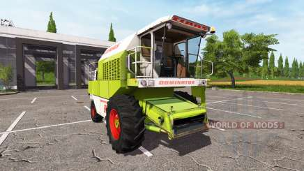 CLAAS Dominator 88S v1.0.0.1 for Farming Simulator 2017