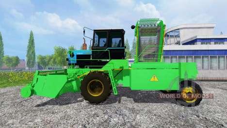 SPS-4.2 A for Farming Simulator 2015