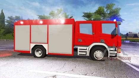 Scania 94D 260 HLF for Farming Simulator 2017