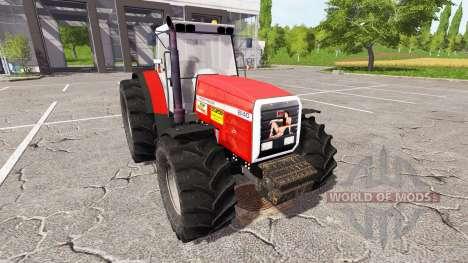 Massey Ferguson 8140 v2.0 for Farming Simulator 2017