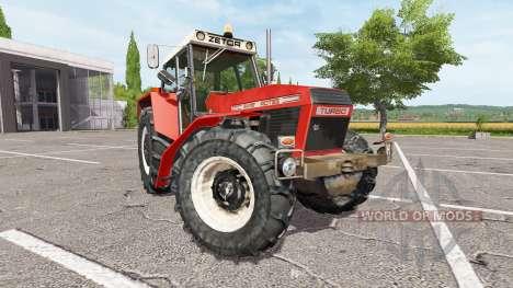 Zetor 16145 Turbo edit for Farming Simulator 2017