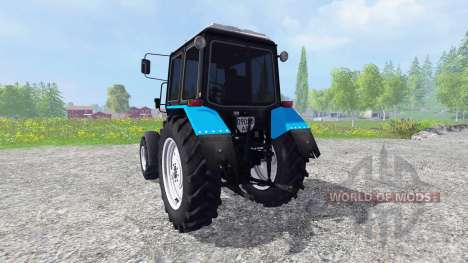 MTZ-892 Belarus for Farming Simulator 2015