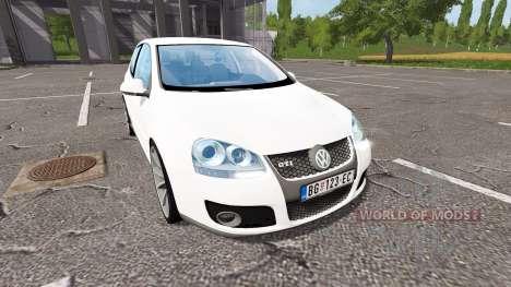 Volkswagen Golf GTI (Typ 1K) for Farming Simulator 2017