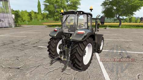New Holland T5.100 for Farming Simulator 2017