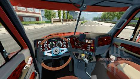 Freightliner Coronado v1.6 for Euro Truck Simulator 2