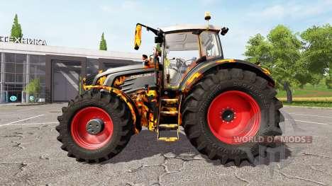 Fendt 936 Vario flammen for Farming Simulator 2017