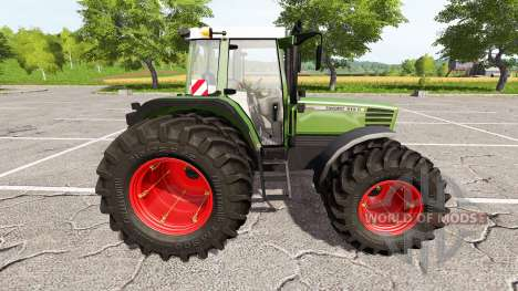 Fendt Favorit 512C Turbomatic v3.0 for Farming Simulator 2017