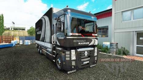 Renault Magnum tandem for Euro Truck Simulator 2