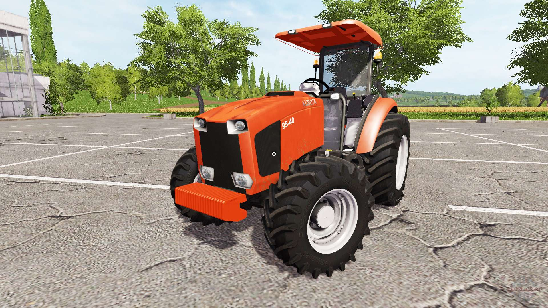 Tractor Simulator 2 : Kubota for farming simulator