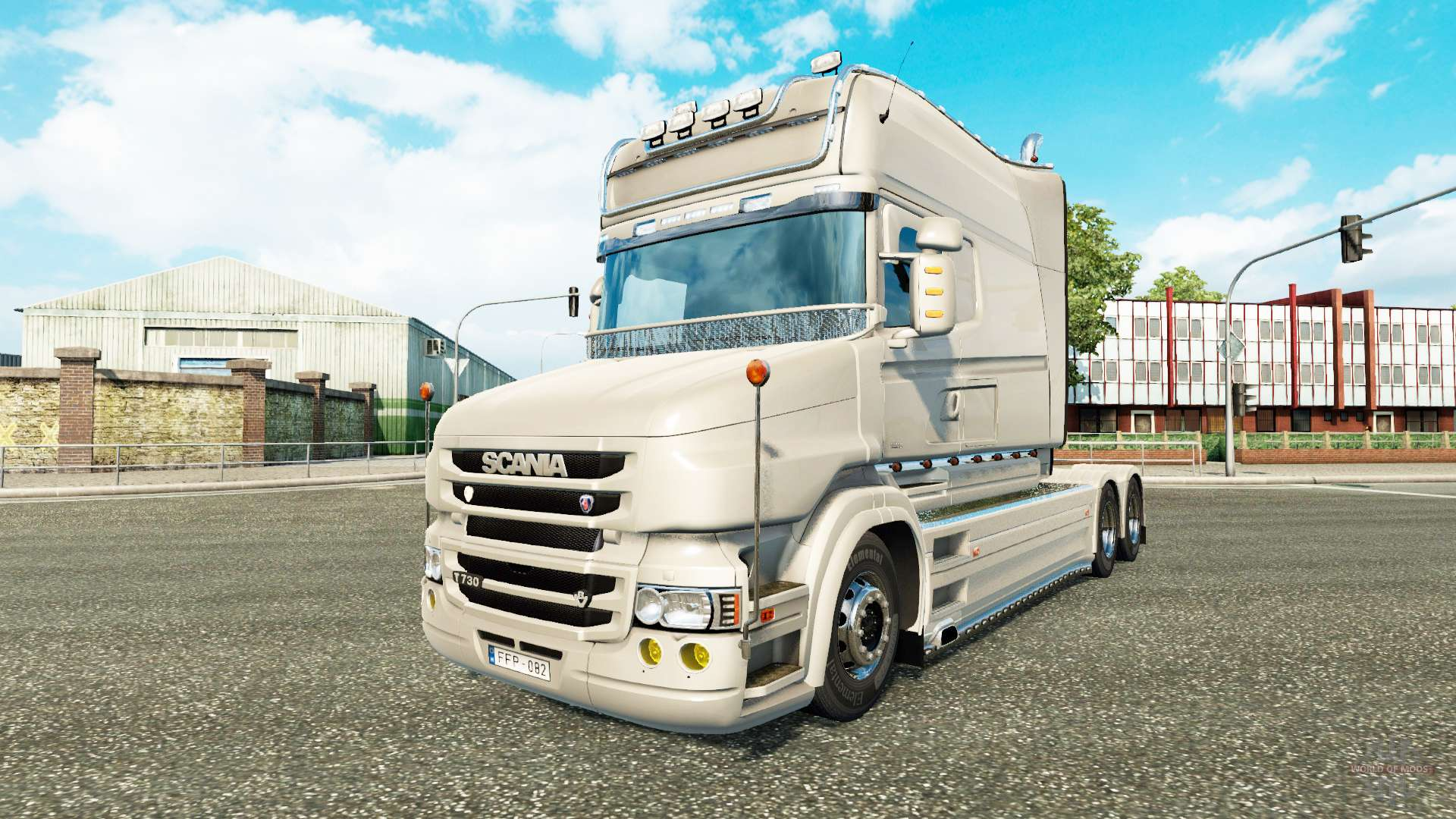 scania t longline v1 7 for euro truck simulator 2. Black Bedroom Furniture Sets. Home Design Ideas