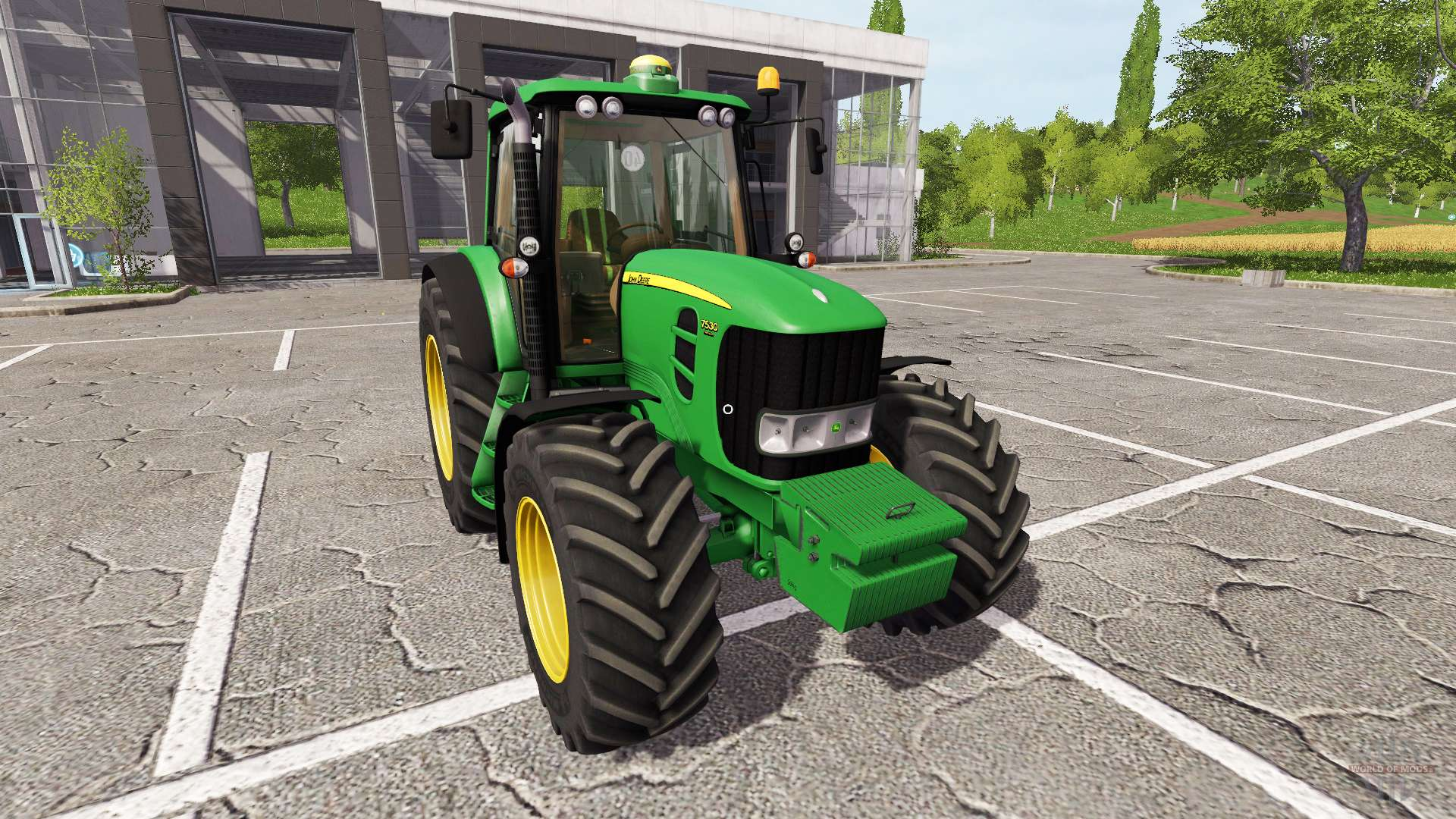 how to clean tractor in farming simulator 2017
