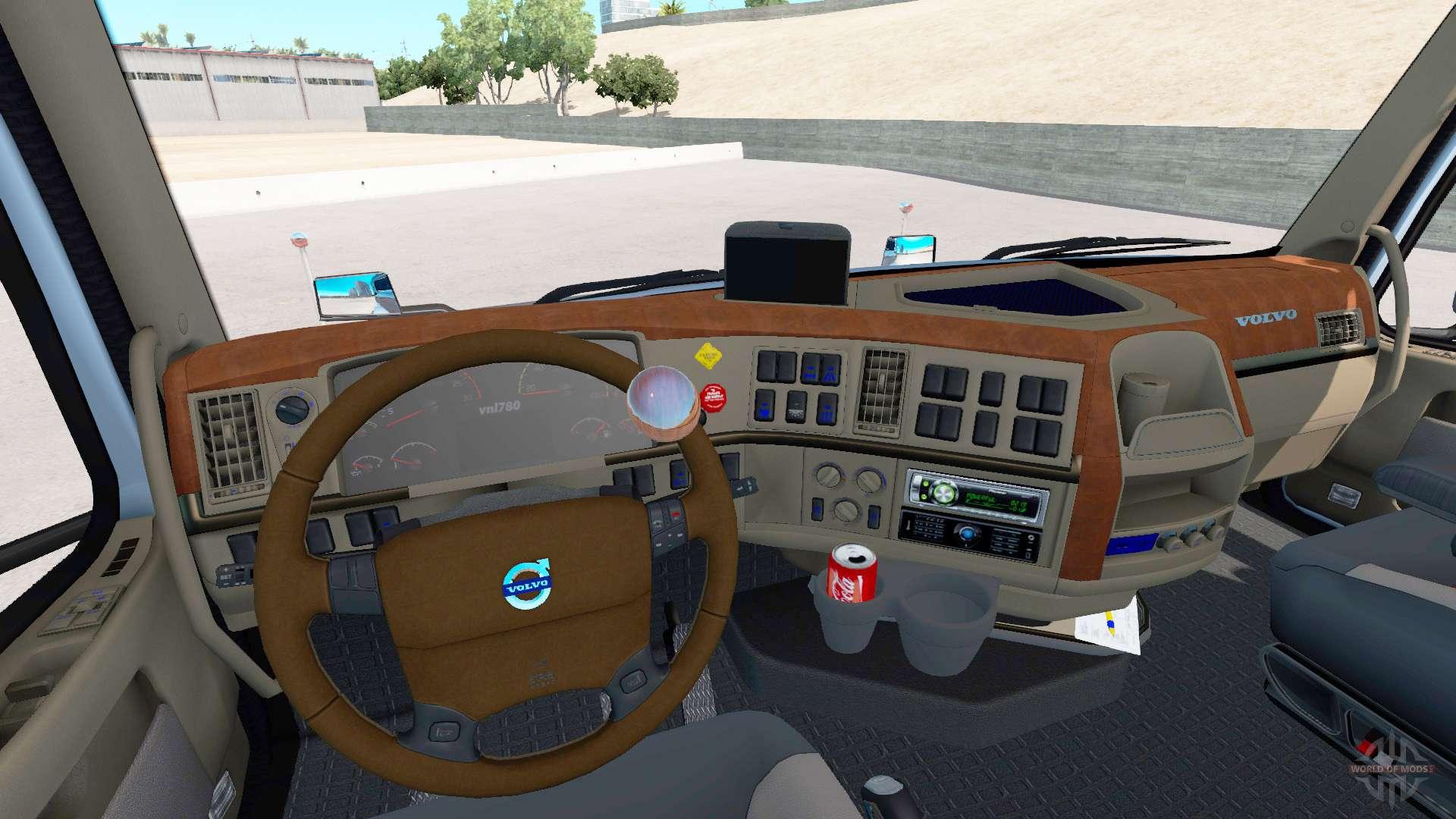 volvo 780 truck interior | Brokeasshome.com