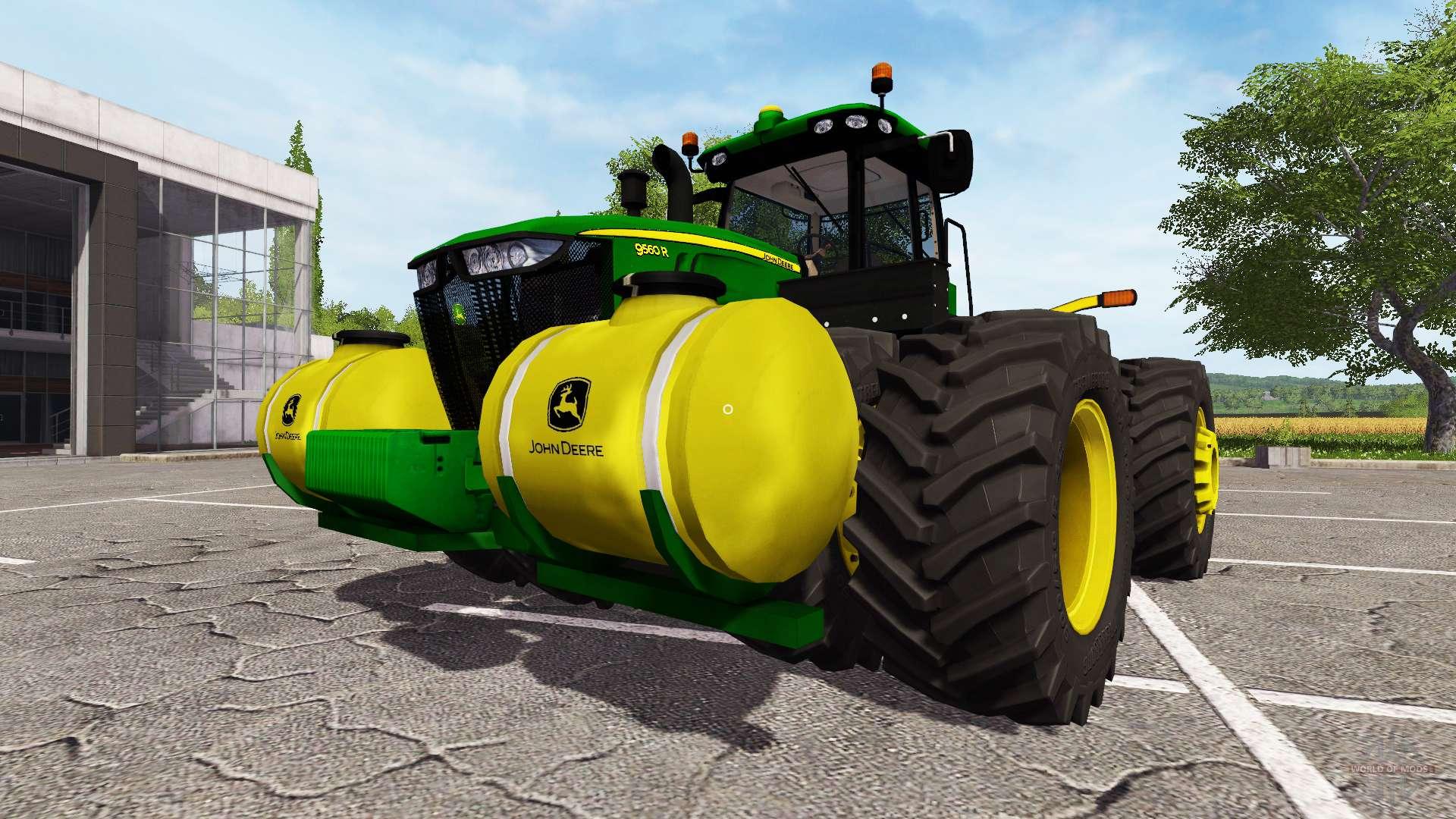 Farming Simulator Tractors : John deere r for farming simulator