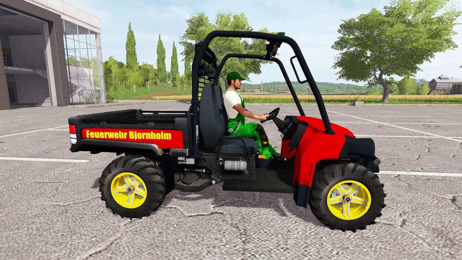 john deere gator 825i for farming simulator 2017