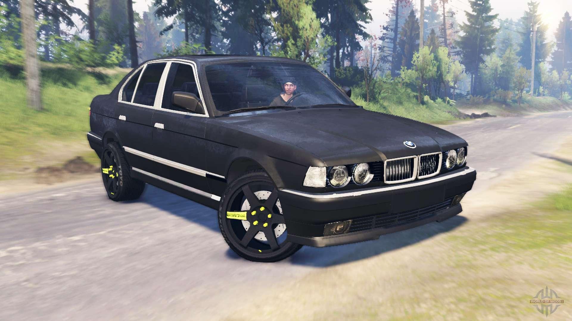 750Li E38 v40 for Spin Tires