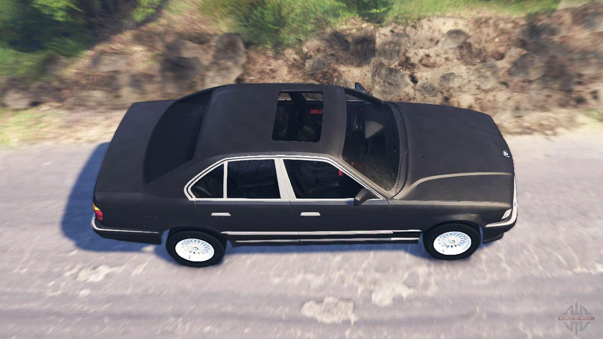 750Li E38 v30 for Spin Tires