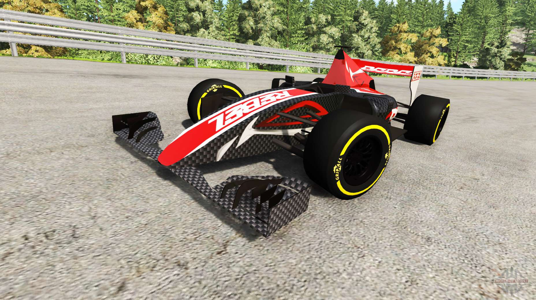 how to drive a formula 1 car