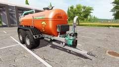 Zunhammer SKE 18.5 PUD brown edition for Farming Simulator 2017