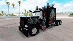 Fullmetal Alchemist skin for the truck Peterbilt