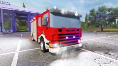 Scania 94D 260 HLF for Farming Simulator 2017