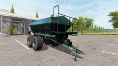 RU 7000 for Farming Simulator 2017
