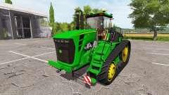 John Deere 9630T v1.0.0.1 for Farming Simulator 2017