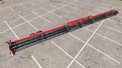New Holland SuperFlex Draper 45FT huge for Farming Simulator 2017