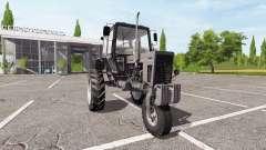 MTZ-80 Belarusian for Farming Simulator 2017
