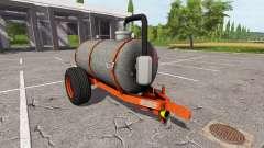 Kaweco 6000l for Farming Simulator 2017