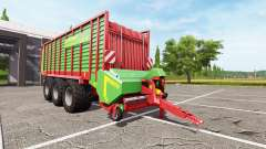 Strautmann Tera-Vitesse CFS 5201 DO for Farming Simulator 2017