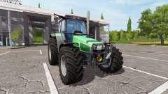 Deutz-Fahr AgroStar 6.38 for Farming Simulator 2017