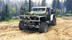 Willys Pickup Crawler 1960 v1.3.2 for Spin Tires