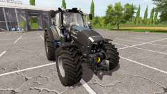 Deutz-Fahr Agrotron 6160 TTV Warrior v1.0.0.1 for Farming Simulator 2017