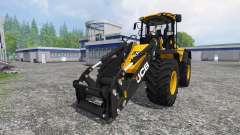 JCB 435S for Farming Simulator 2015