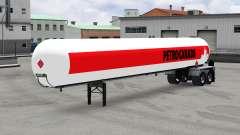 The semitrailer-tank v1.5
