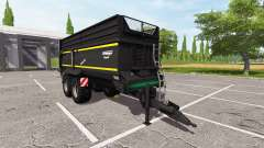 Krampe Bandit 750 for Farming Simulator 2017