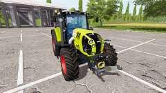 CLAAS Arion 630 v2.0 for Farming Simulator 2017