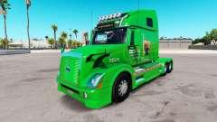 Boyd Transportation skin for Volvo truck VNL 670 for American Truck Simulator